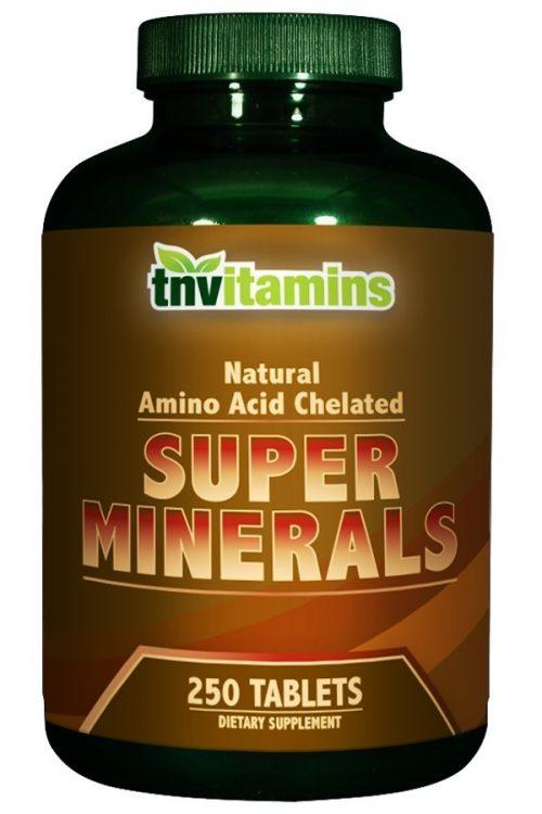 Super Chelated Multi Minerals