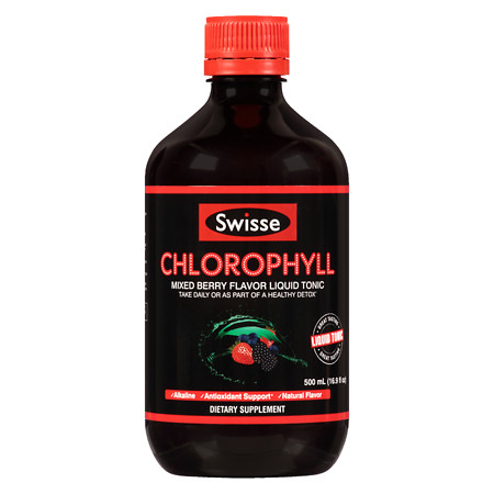 Swisse Ultiboost Chlorophyll Mixed Berry - 15.25 oz.