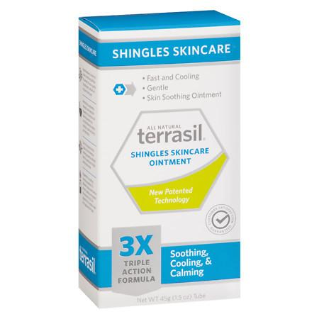 Terrasil Shingles Skincare Ointment - 1.5 oz.