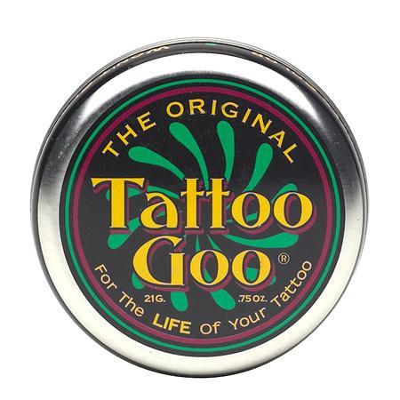 The Original Tattoo Goo Tattoo AfterCare Salve - 0.75 oz.