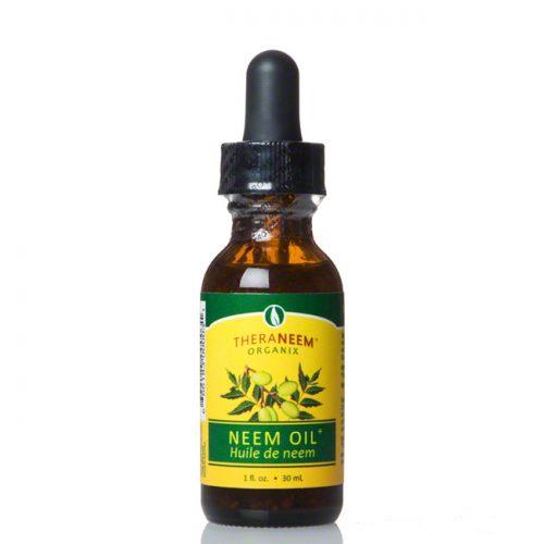 TheraNeem Naturals Pure Neem Oil, 1 fl oz