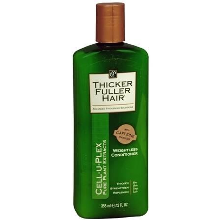 Thicker Fuller Hair Weightless Conditioner - 12 fl oz