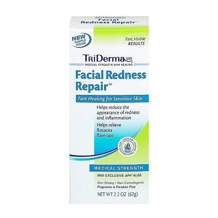 TriDerma MD Facial Redness Repair - 2.2 oz.