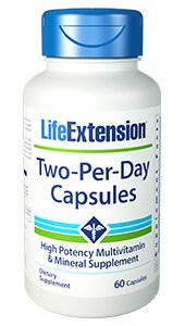 Two-Per-Day Capsules, 60 capsules