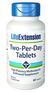 Two-Per-Day Tablets, 60 tablets