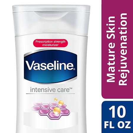 Vaseline Lotion Mature Skin Rejuvenation - 10 oz.