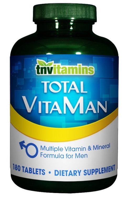 VitaMan Men's Multi Vitamin