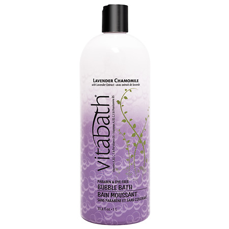 Vitabath Lavender Chamomile Bubble Bath - 33.8 oz.