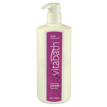 Vitabath Moisturizing Lotion Plus for Dry Skin - 20 fl oz