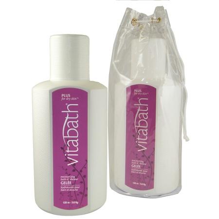 Vitabath Plus for Dry Skin Gallon Gelee Plus Dry Skin - 128 oz.