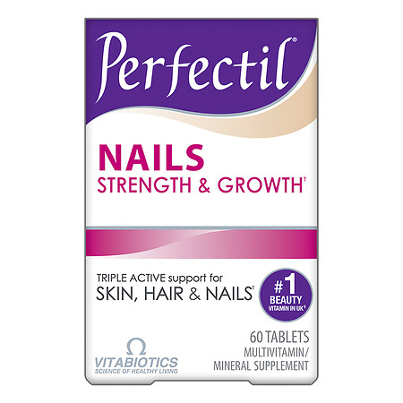 Vitabiotics Nails MultivitaminMineral Supplement - 60 ea