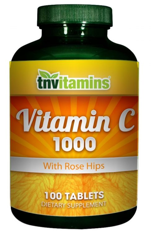 Vitamin C 1000 Rose Hips