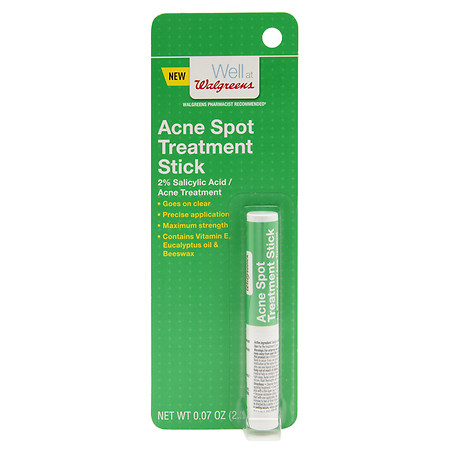Walgreens Acne Spot Treatment Stick - 0.07 oz.