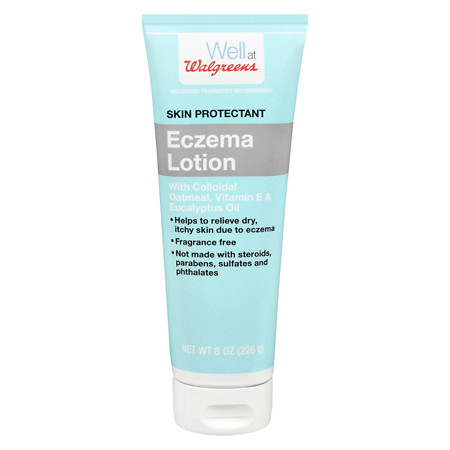 Walgreens Eczema Relief Lotion - 8 oz.