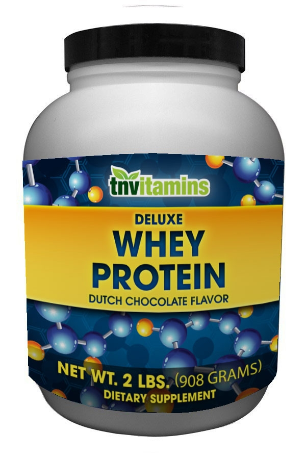 Whey Protein Deluxe Powder