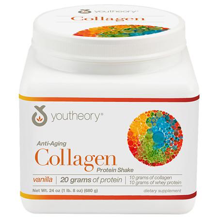 Youtheory Anti-Aging Collagen Protein Shake - 24 oz.