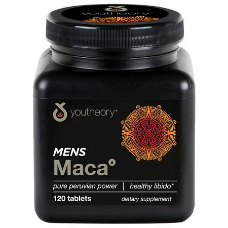 Youtheory Mens Maca - 120 ea
