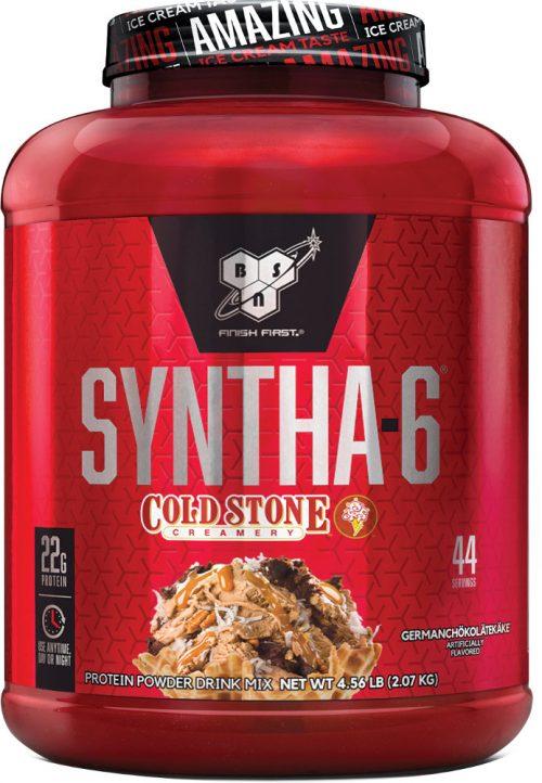 BSN Syntha-6 - Cold Stone Creamery 4.56lbs GERMANCHÖKOLÄTEKÄKE