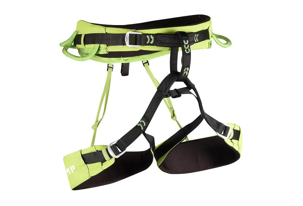 CAMP Jasper CR3 Harness - green, x-large