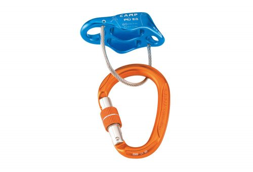 CAMP USA Cassin Piu 2.0 Belay Kit - blue, one size
