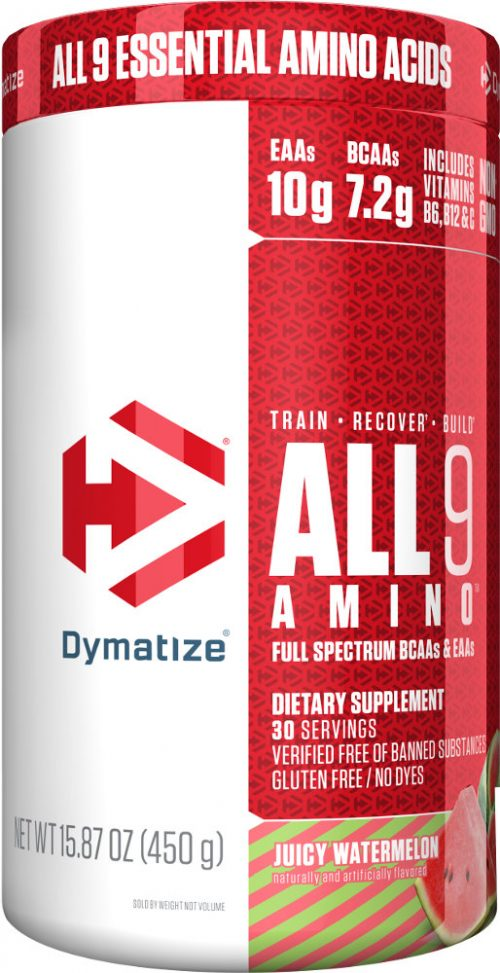 Dymatize ALL 9 AMINO - 30 Servings Juicy Watermelon