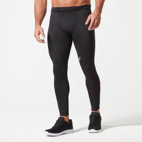 Fast Track Leggings - Black - XL