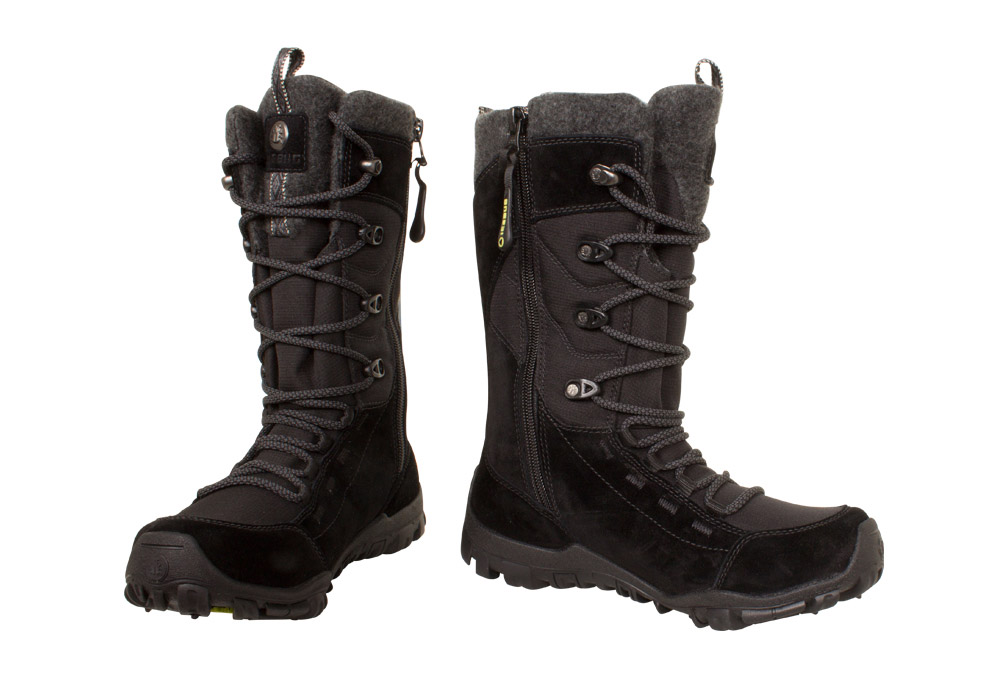 Icebug Diana BUGsole Boots - Women's - black, 6.5