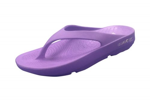Island Surf Company Wave Sandals - Women's - purple, 10