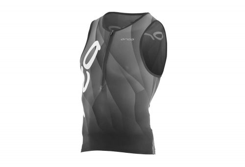 Orca 226 Tri Tank - Men's - black/white, large