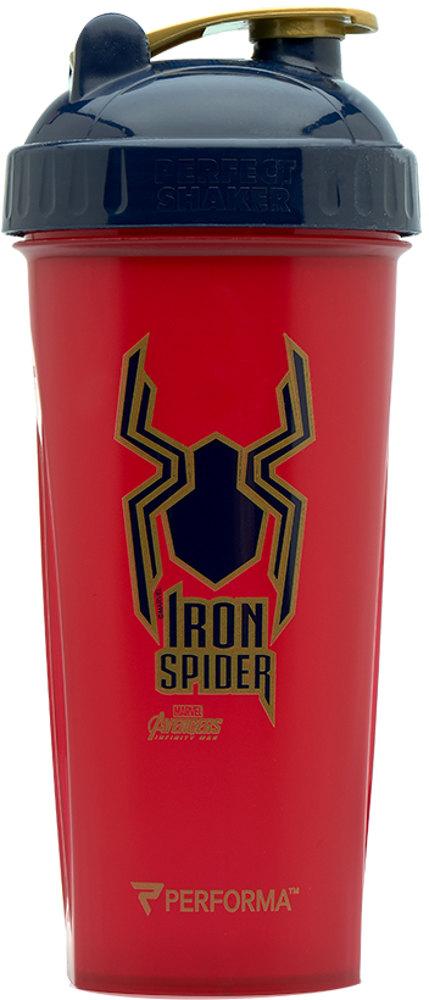 Perfect Shaker Marvel Avengers Infinity War Shaker - 28oz Iron Spider