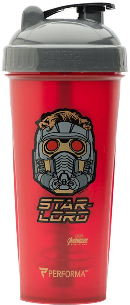 Perfect Shaker Marvel Avengers Infinity War Shaker - 28oz Star Lord