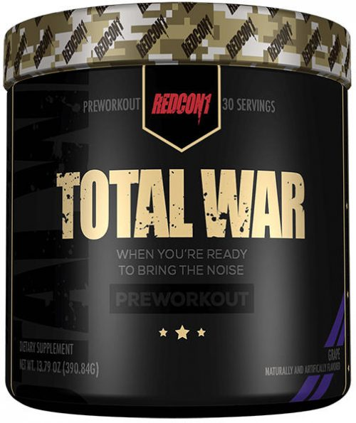 RedCon1 Total War - 30 Servings Grape