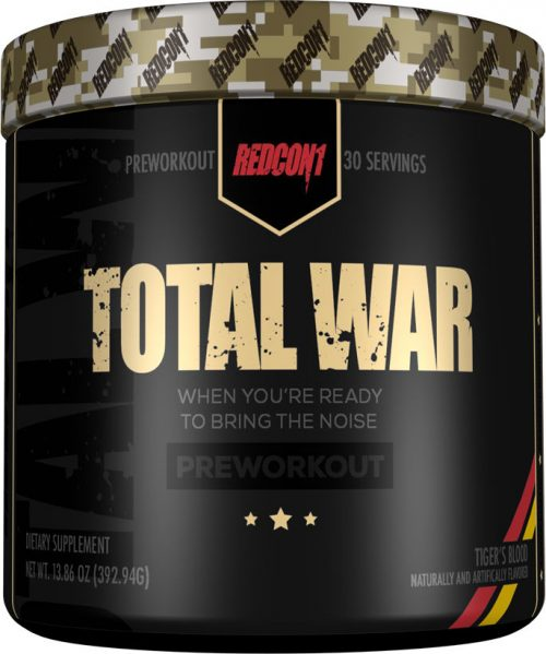 RedCon1 Total War - 30 Servings Tiger's Blood