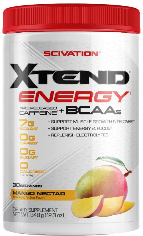 Scivation Xtend Energy - 30 Servings Mango