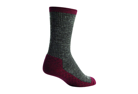 "Sock Guy Rubino Wooligan 6"" Crew Socks"