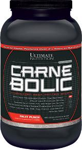 Ultimate Nutrition CarneBOLIC - 60 Servings Chocolate