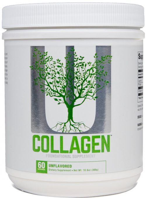 Universal Nutrition Collagen - 60 Servings Unflavored