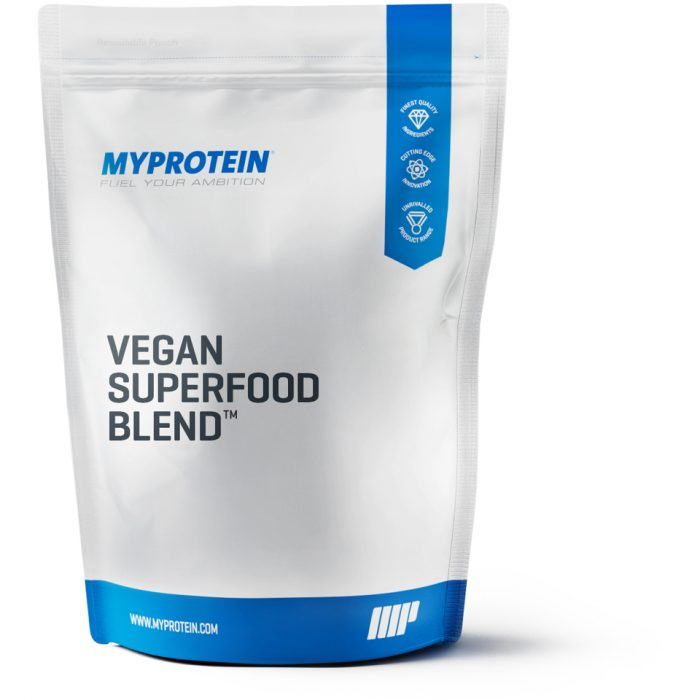 Vegan Superfood Blend - Chocolate Stevia - 2.2lb (USA)