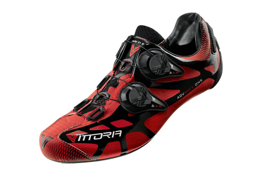 Vittoria Ikon Shoes - Women's - red, eu 40