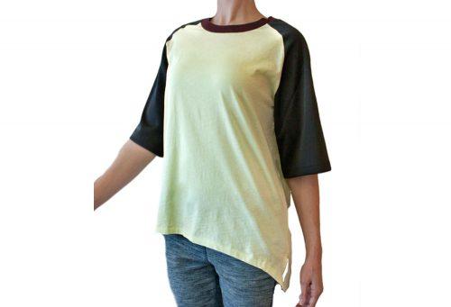 Wesc Jeanne Short Sleeve T-Shirt - Women's - sweet mint, small