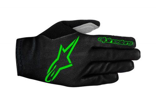 alpinestars Aero 2 Glove - black/green, small