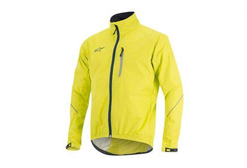 alpinestars Descender WP Jacket - Men's - acid yellow/abyss blue, medium