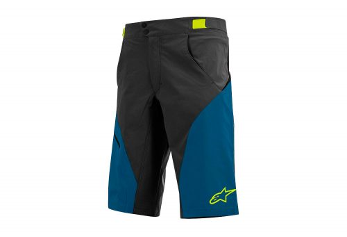 alpinestars Pathfinder Shorts - Men's - black/royal, 36