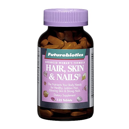 Futurebiotics Hair, Skin & Nails, Tablets - 135 ea