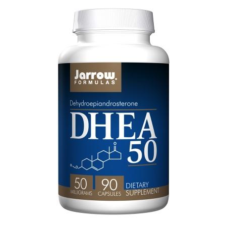 Jarrow Formulas DHEA 50, Capsules - 90 ea