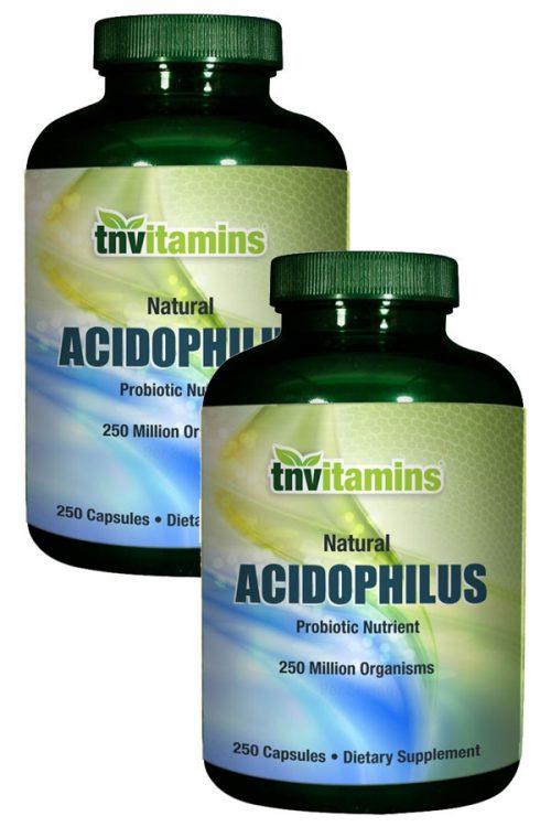 Probiotic Acidophilus Capsules