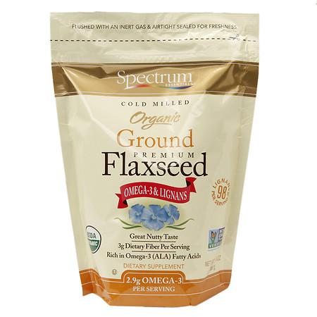 Spectrum Essentials Flaxseed Dietary Supplement - 14 oz.
