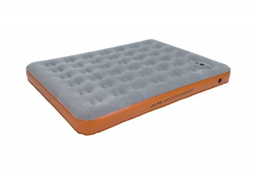 ALPS Mountaineering Air Bed Rechargeable Queen - rust/khaki, one size