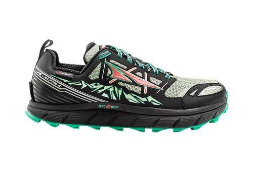 Altra Lone Peak Neoshell 3 Shoes - Women's - black/mint, 8
