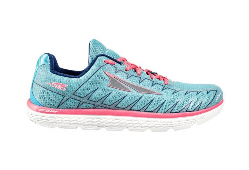 Altra One v3 Shoes - Women's - blue/pink, 8